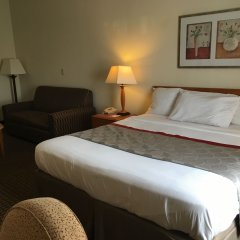 Отель Ramada by Wyndham Vicksburg комната для гостей