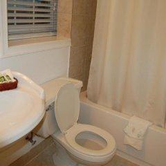 Отель District Hotel США, Вашингтон - 1 отзыв об отеле, цены и фото номеров - забронировать отель District Hotel онлайн ванная фото 2