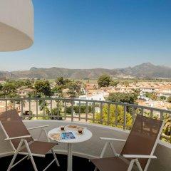Отель Villa Luz Family Gourmet All Exclusive балкон