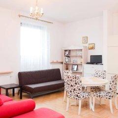 Апартаменты Goodnight Warsaw Business Apartment - Panska комната для гостей фото 3