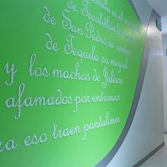 Отель Vista Hermosa Мексика, Гвадалахара - отзывы, цены и фото номеров - забронировать отель Vista Hermosa онлайн интерьер отеля
