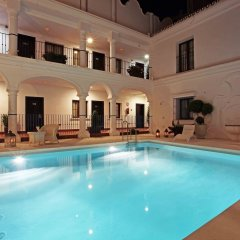 Hotel La Fonda бассейн фото 3
