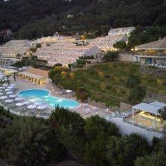 Отель Pelekas Beach (side Sea View - Half Board) Греция, Корфу - отзывы, цены и фото номеров - забронировать отель Pelekas Beach (side Sea View - Half Board) онлайн вид на фасад