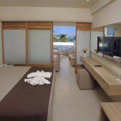 Nelia Beach Hotel комната для гостей фото 4