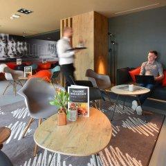 Отель Ibis Brussels Erasmus Брюссель гостиничный бар