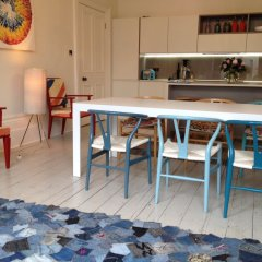 Апартаменты 1 Bedroom Apartment in Belsize Park в номере