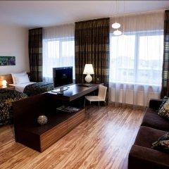 Отель Ararat All Suites Hotel Литва, Клайпеда - 2 отзыва об отеле, цены и фото номеров - забронировать отель Ararat All Suites Hotel онлайн комната для гостей фото 2