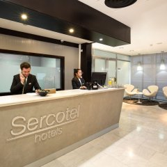 Отель Sercotel Madrid Aeropuerto Мадрид спа фото 2