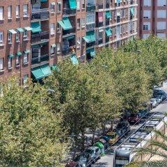 Отель Travel Habitat Jardines de Viveros