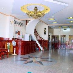 Thai Duong Hotel интерьер отеля