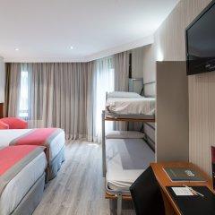 Отель Catalonia Barcelona 505 Испания, Барселона - 8 отзывов об отеле, цены и фото номеров - забронировать отель Catalonia Barcelona 505 онлайн комната для гостей фото 2