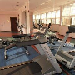 Отель Central Park фитнесс-зал фото 2