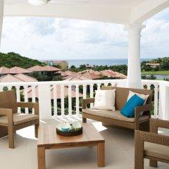 Отель Blue Bay Curacao Golf & Beach Resort балкон