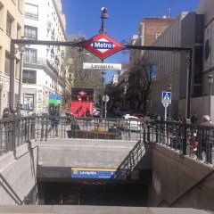 Отель Plaza de Lavapiés Madrid Centro Мадрид фото 3