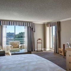 Отель Jw Marriott Santa Monica Le Merigot Санта-Моника комната для гостей фото 2