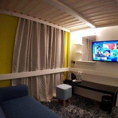 Отель Backpackers' Inn Chinatown Сингапур комната для гостей фото 4