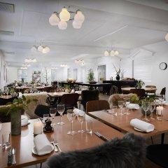 Skarrildhus Sinatur Hotel og Konference питание