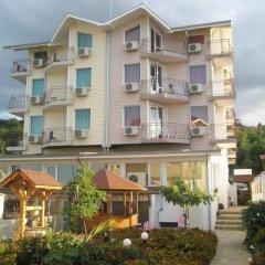 Отель Morski Dar Болгария, Кранево - отзывы, цены и фото номеров - забронировать отель Morski Dar онлайн вид на фасад