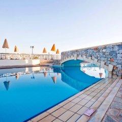 Dedalos Beach Hotel бассейн