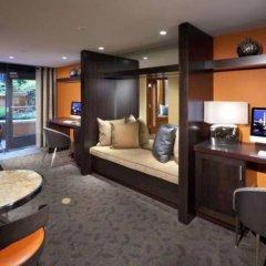 Отель Global Luxury Suites at The Convention Center США, Вашингтон - отзывы, цены и фото номеров - забронировать отель Global Luxury Suites at The Convention Center онлайн интерьер отеля