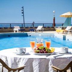 Отель Esmeralda Maris бассейн фото 3