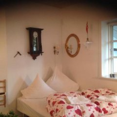 Отель Vejle Golf Bed & Breakfast Боркоп комната для гостей фото 3