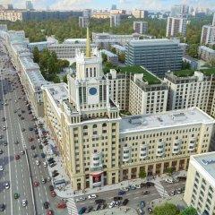 Гостиница Пекин Москва балкон