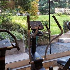 Hotel Tiziano Park & Vita Parcour Gruppo Mini Hotel Милан фитнесс-зал