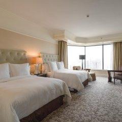 Four Seasons Hotel Singapore 5* Улучшенный номер с различными типами кроватей фото 7