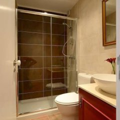 Апартаменты Vitoria Apartments ванная