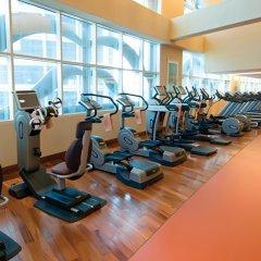 Отель Grand Millennium Al Wahda фитнесс-зал