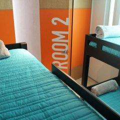 Отель Hostal Mx Coyoacan Мехико удобства в номере фото 2