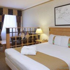 Отель Holiday Inn London Kings Cross / Bloomsbury комната для гостей фото 3