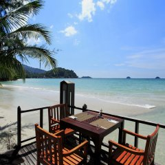 Отель Centara Koh Chang Tropicana Resort пляж