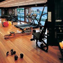 Отель Grand Resort Lagonissi фитнесс-зал