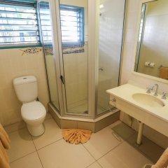 Отель Fiji Hideaway Resort and Spa ванная