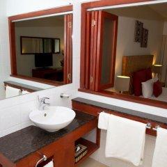 Отель Tanoa International Hotel Фиджи, Вити-Леву - отзывы, цены и фото номеров - забронировать отель Tanoa International Hotel онлайн ванная
