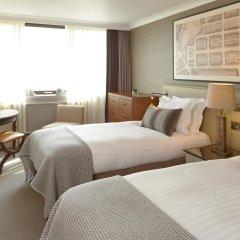 Отель Intercontinental Edinburgh the George 5* Улучшенный номер с 2 отдельными кроватями фото 2