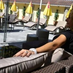 Hotel Gleiss Вена фитнесс-зал