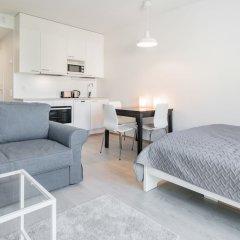 Апартаменты Local Nordic Apartments - Snowy Owl Ювяскюля комната для гостей