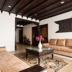 Отель Fresco Retreat Непал, Лалитпур - отзывы, цены и фото номеров - забронировать отель Fresco Retreat онлайн комната для гостей фото 2