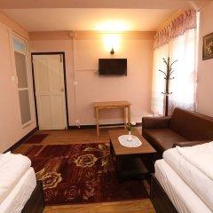 Отель Aarya Chaitya Inn Непал, Катманду - отзывы, цены и фото номеров - забронировать отель Aarya Chaitya Inn онлайн комната для гостей фото 2