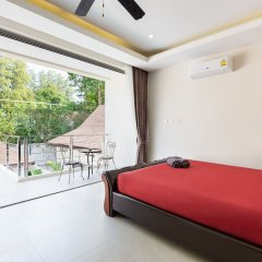 Отель Villa Mika комната для гостей