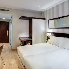 Отель Sercotel Madrid Aeropuerto Мадрид комната для гостей фото 5