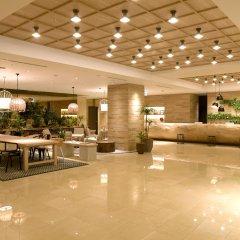 Oriental Hotel Fukuoka Hakata Station интерьер отеля