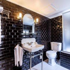 Отель Hôtel des Colonies Бельгия, Брюссель - 8 отзывов об отеле, цены и фото номеров - забронировать отель Hôtel des Colonies онлайн ванная