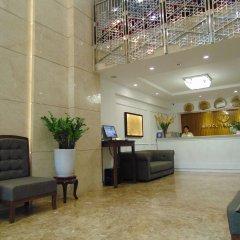 Hanoi HM Boutique Hotel интерьер отеля