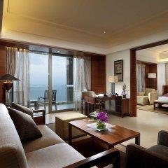 Отель Pullman Oceanview Sanya Bay Resort & Spa комната для гостей фото 3