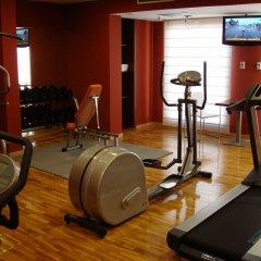 Отель Doña Carlota Испания, Сьюдад-Реаль - отзывы, цены и фото номеров - забронировать отель Doña Carlota онлайн фитнесс-зал