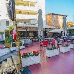 Отель Suite AIOALBANIA Trilo Bibagni Тирана помещение для мероприятий